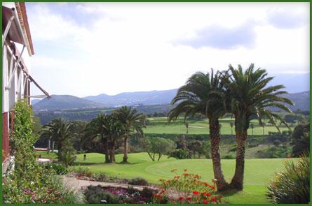 vacances sur le real club de las palmas partirgolfer organise votre s jour golf canaries. Black Bedroom Furniture Sets. Home Design Ideas