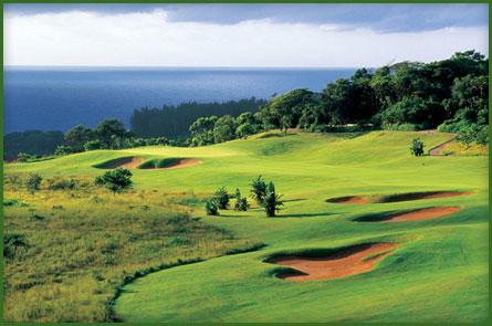 Vacances sur le zimbali golf club partirgolfer organise for Voyage organise jardins anglais