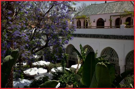 S jour sur le les jardins de la m dina partirgolfer for Le jardin de la medina